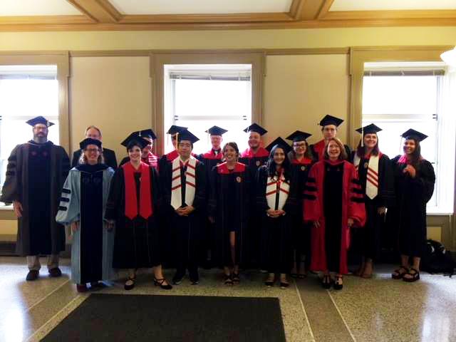 Religious Studies 2018 Graduates